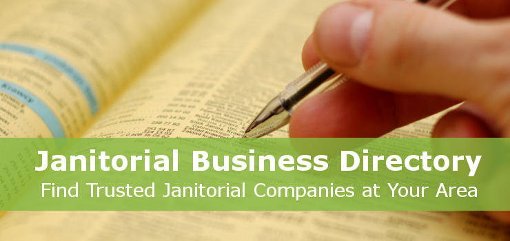 janitorial companies directory